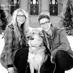 Outdoor dog photography edmonton